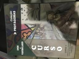 Coleção livros Protágoras
