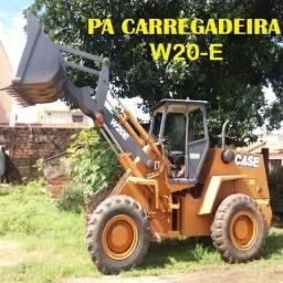 Pá Carregadeira W20-E no Maranhão