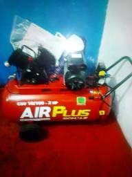 Vendo compressor de ar 145 libras de pressão