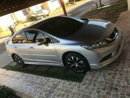 Civic LXR top carro novo único dono 15/16 - 2016