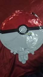 Balão Metalizado do Pokémon