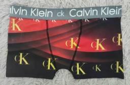 Kit com 4 cuecas Calvin Klein adulto por