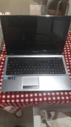 Notebook Asus i7 8gb