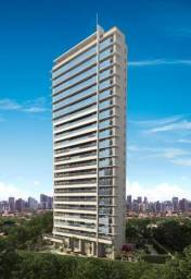 Apartamento  à venda, Cocó, Fortaleza. - 125,29m²- 03 Suítes- 03 Vagas