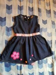 Vestidos Infantil 1 Ano