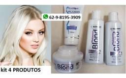 Kit burana blonde 4x1