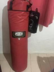 Saco de pancada Punch 120 cm
