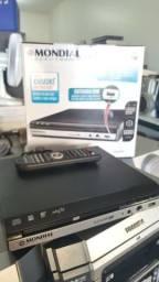 Dvd novo Mondial USB Karaoke Retirar na HEMoveis Zap 981585868