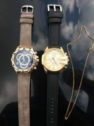 Relógios tops invicta desiel