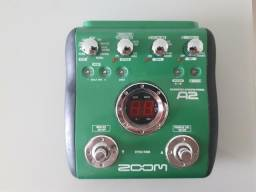 Pedaleira zoom A2