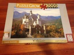 Quebra-cabeça Puzzle Grow 3000 peças novo