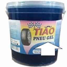 Pretinho de pneu em gel 3Kg: repelente d'água, entrega grátis conforme anúncio