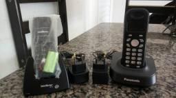 Vendo 2 aparelhos de telefone sem fio R$ 100,00