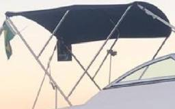 Capota / Toldo para lancha ou barco até 24 pés