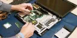 Seja um técnico em manutenção de notebook
