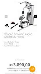 Estação de musculação evolution