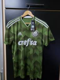 Camisa Palmeiras uniforme 3 NOVA NA ETIQUETA 420fea3c6caa5