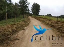 Ótimo terreno para lazer, plantio ou pecuária em mandirituba