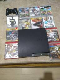 Vendo PS3 ou troco por celular