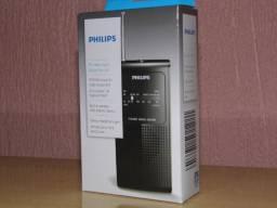 Que tal um excelente radinho Philips am/fm novo para escutar noticias musica e futebol?