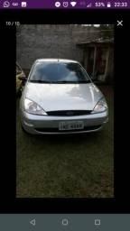 Vendo ou troco carro por crf - 2001