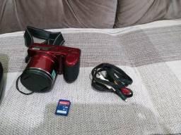 Câmera digital semi profissional modelo l810