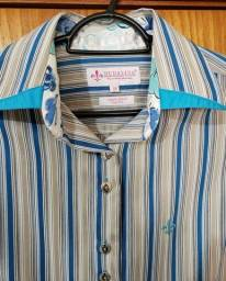 Dudalina camisa feminina original