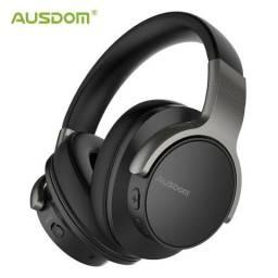 Headphone Original Ausdom Bluetooth ANC8 20 horas de música c/cancelamento de ruídos