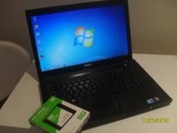 Notebook Dell Core I5 4gb SSD 120GB Video.Gforce Rapido e Perfeito