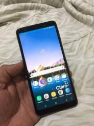 Samsung A7 2018 128GB comprar usado  Nilópolis