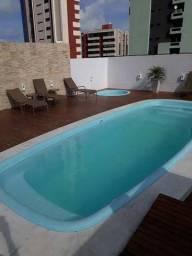Alugo apartamento em Manaíra por 1300 com condomínio