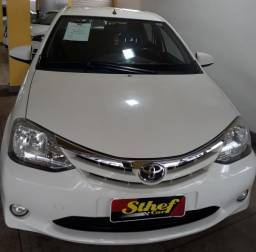 TOYOTA ETIOS 2014/2014 1.5 XLS SEDAN 16V FLEX 4P MANUAL - 2014