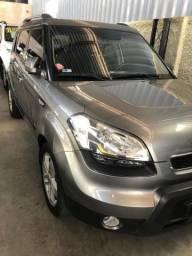 Kia soul 2010/2011 1.6 ex 16v flex 4p automático - 2011