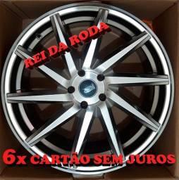 Jogo de Rodas-ARO18 - Modelo KR-K51 - Toyota, Volkswagen