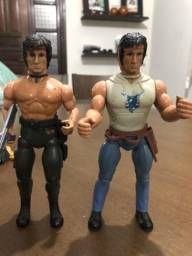 Bonecos Rambo