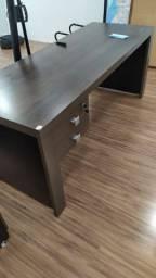 Mesa e balcao p escritorio