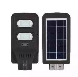 Iluminação Pública Solar LED Fotovoltaica
