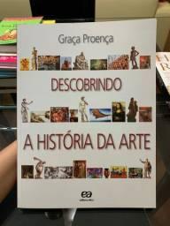 Livro Didático Descobrindo a História da Arte