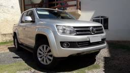 VW Amarok highline 2012