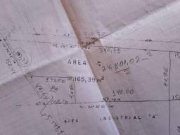Excelente área Br 153 sentido  Ao d Goiânia /Anápolis , 31,165 MTS  R$ 9.350. milhões