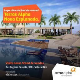 Lançamento Alphaville, terrenos à partir de 300 m² TerrasAlpha