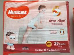 Fralda Huggies XG