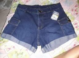 Short Jeans c lycra 42