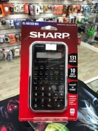 Calculadora Sharp Científica