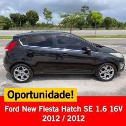 Vendo Ford New Fiesta hatch SE 1.6 16V - 2012 / 2012