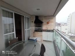 Apartamento à venda com 3 dormitórios em Enseada, Guarujá cod:77930