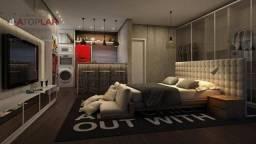 Loft com 1 dormitório à venda, 44 m² por R$ 348.000 - Fazenda - Itajaí/SC