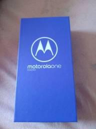 motorola one macro azul