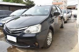 Toyota etios sedan 2014 1.5 xls sedan 16v flex 4p manual
