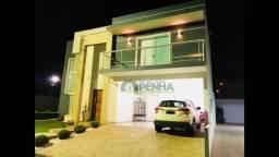 Belíssima Casa em condomínio fechado à venda, 220 m² por R$ 1.100.000 - Centro - Balneário